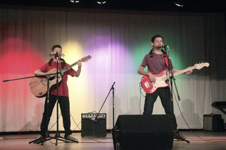 Kids' Talent Reigns Supreme at Topanga Youth Services Show